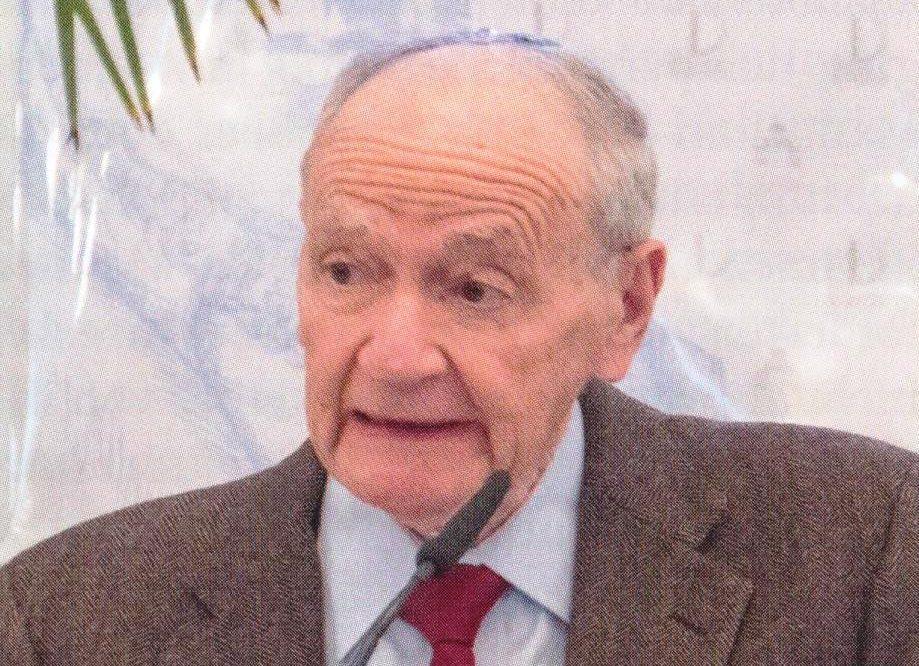 Preisträger 2018: Prof. Dr. Ismar Schorsch (New York)