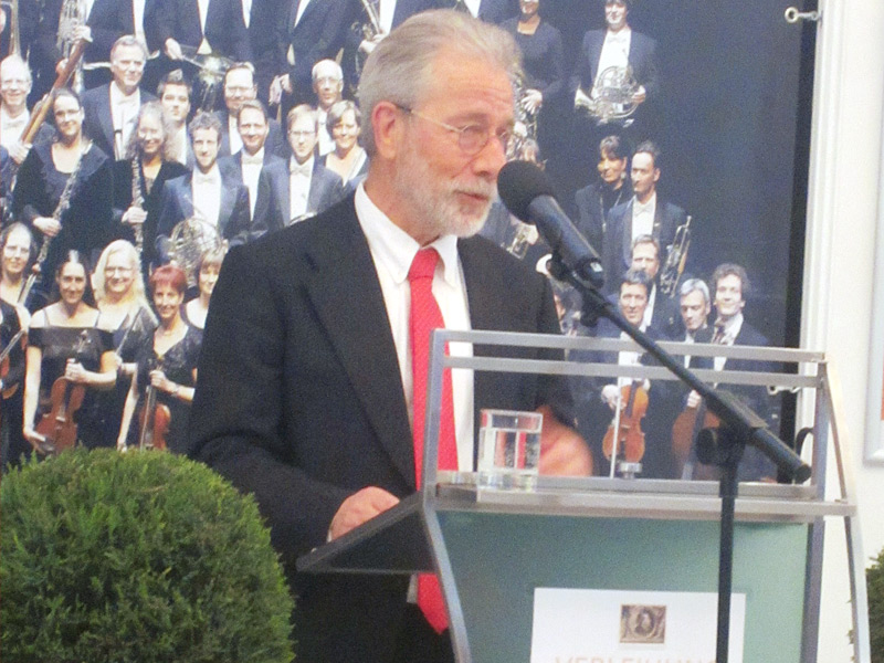 Preisträger 2014: Prof. Dr. Gideon Freudenthal (Tel Aviv)